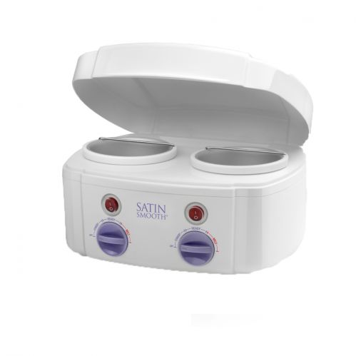Babyliss Pro Satin Smooth Professional Double Wax Warmer