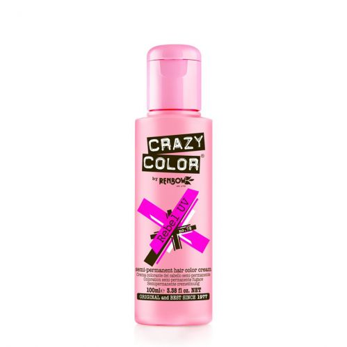 Crazy Colour UV Rebel 100ml