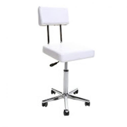 Crewe Receptionist Seat - White