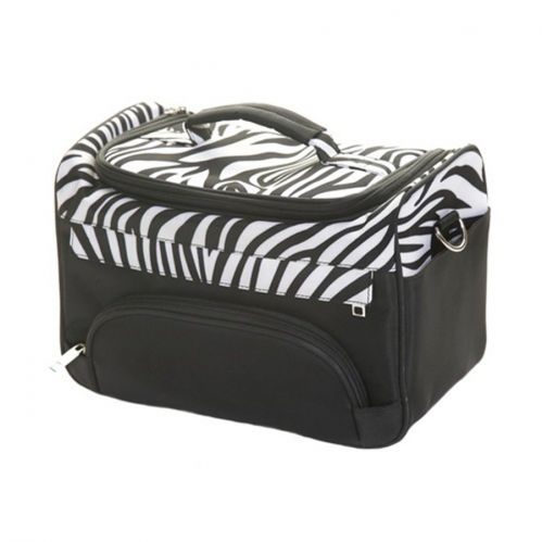 Crewe Zebra Student Bag - Medium