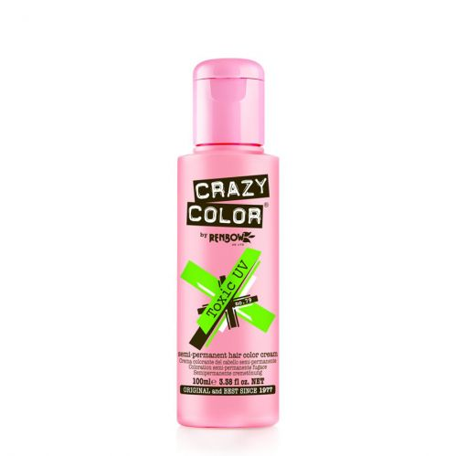 Crazy Colour UV Toxic 100ml