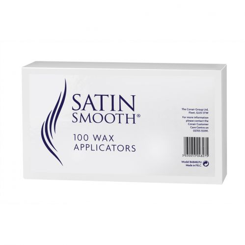Babyliss Satin Smooth Wax Applicator - Pack of 100