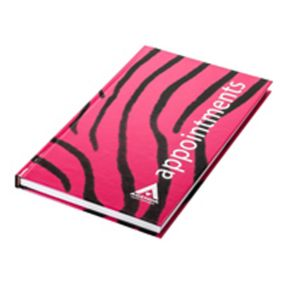 Agenda Appointment Book (3 Assistant) - Zebra