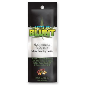 Lets Be Blunt 22ml Sachet