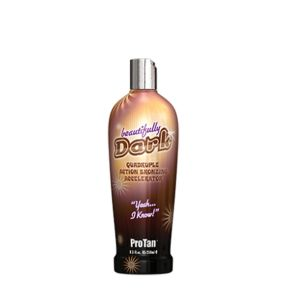 Pro Tan Beautifully Dark Bottle - 250ml