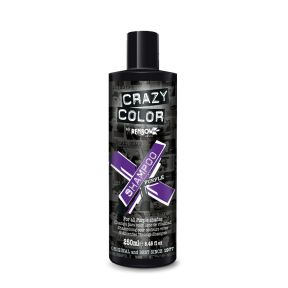 Crazy Colour Shampoo Purple 250ml
