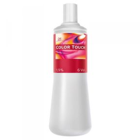 Wella Color Touch Crème Lotion 4% 500ml