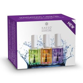 Kaeso Juicy Drops Cuticle Oil Collection 50ml