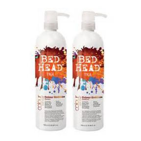 Bed Head Colour Combat Goddess Tween Shampoo/Conditioner 750ml