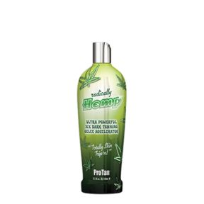 Pro Tan Radically Hemp Bottle - 250ml