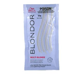 Blondor Lightening Powder Sachet 30g