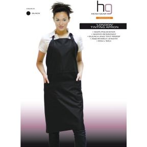 London Tint Apron Black