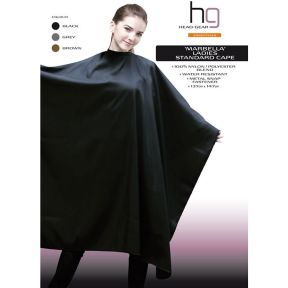 Marbella Ladies Standard Cape Black