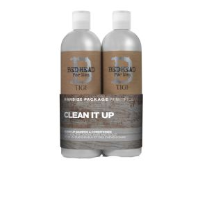 Bed Head for Men Tween Shampoo/Conditioner 750ml