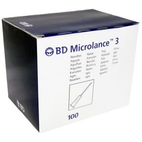 Microlances (pack of 100)