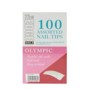 The Edge Olympic Tips Assorted - 100 Assorted