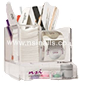 NSI Crystal Table Organiser