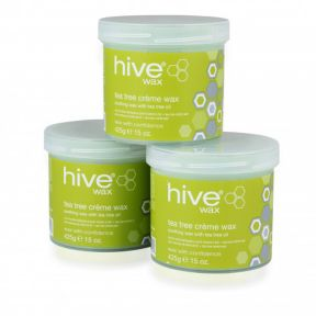 Hive Tea Tree Creme Wax 3for2