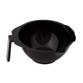 Black Tint Bowl With Handle