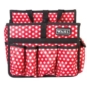 Wahl Carry Tool Bag - RED POLKA DOT