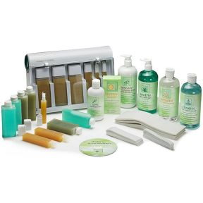 Clean & Easy Wax Spa Kit