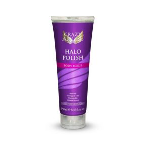Crazy Angel Halo Polish Body Scrub 250ml