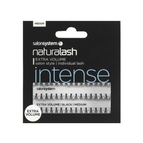 Salon Systems Extra Volume Individual Lashes Medium
